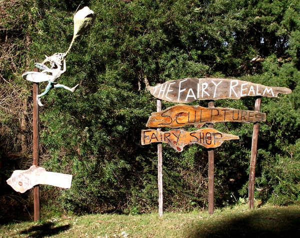 Hogsback fairy stuff