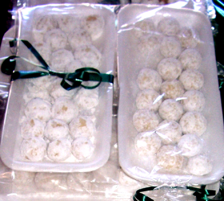 divine Portugese shortbread biscuits