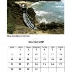 Free 2014 calendar for December 2014