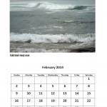 February 2014 free calendar
