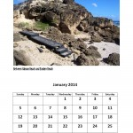 January 2014 free calendar
