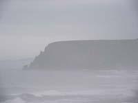 Misty Morgan Bay Cliffs
