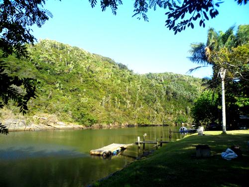 peaceful at Areena Riverside Resort