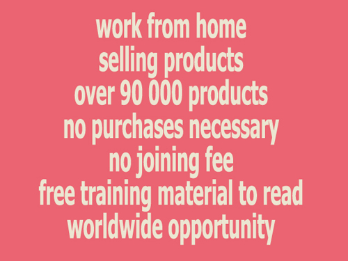 Work from home selling products in south africa for Items to sell from home