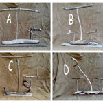 We have done lots of marketing of our driftwood display stands - making it easy to work from home making and selling driftwood display stands - as one of the things we do to work from home