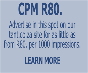 Ad Rates - Advertising Rates for advertising on our .co.za site in South Africa with a 300 x 250 ad banner