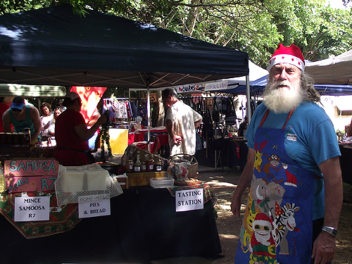 Festive Yellowwood Forest Market in Morgan Bay