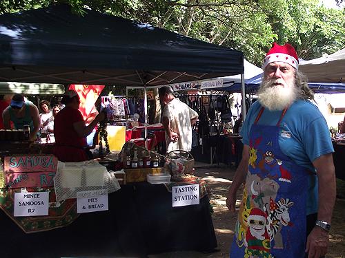Festive Yellowwood Forest Market in Morgan Bay