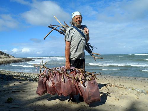 making money from beachcombing